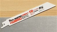 "MK Morse Master Cobalt® Hybrid 6"" - 10/14 TPI Wood/Metal Combination Sawzall Reciprocating Saw Blade"