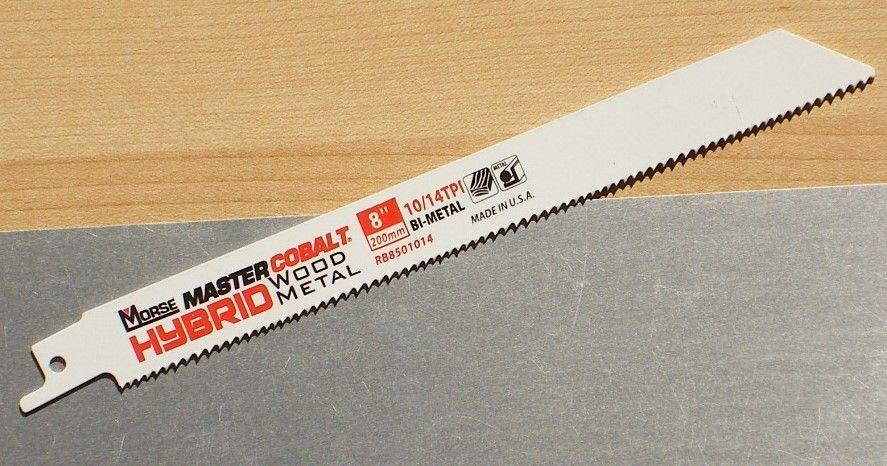 MK Morse Master Cobalt® Hybrid 8