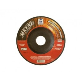 "Type 27 Cutting / Grinding Disc, 7"" x 1/8"" x 7/8"""