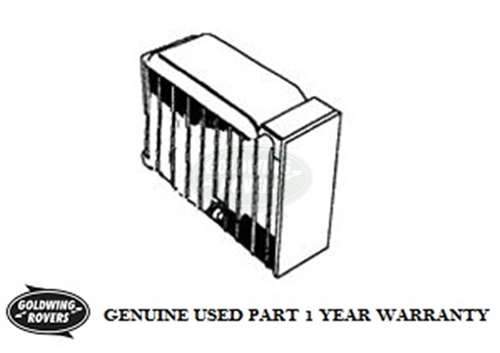 1999-2004 Land Rover Discovery II A/C Evaporator Rear