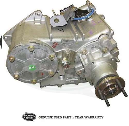 2004 land rover discovery ii transfer case assy iab500102