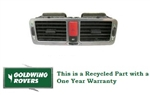 Range Rover 2003-2006 Center Dash A/C Vent JBD000022PUY