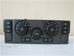 2005-2009 LR3 Temperature Control Panel - Rear