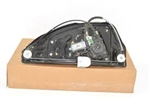 Land Rover 2008-2015 LR2 Passengers Rear Window Regulator And Motor LR012208 LR019660