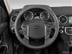 2011-2013 LR4 Steering Wheel - (Black Leather)