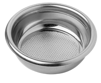Marzocco-Synesso 2-Cup Filter Basket | 14/16g | 70x24.5mm