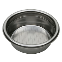 Marzocco-Slayer-Synesso 3-Cup Filter Basket | 18/21g | 70x28mm