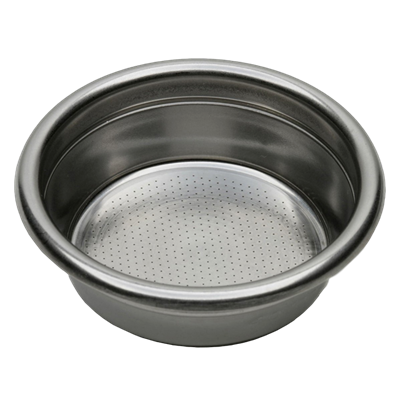 Astoria-Simonelli-Rancilio-Wega 2-Cup Filter Basket | 14g | 70x24.5mm