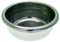 Portafilter 2-Cup Filter Basket | 12g | 70x21mm