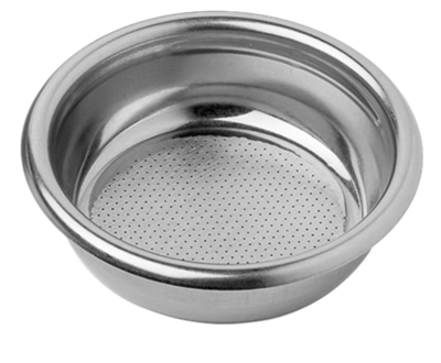 Conti-Gaggia-Saeco 2-Cup Filter Basket | 14g | 68x24.5mm