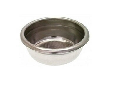 Portafilter Filter Basket 2-Cups 14g | 70x24.5mm