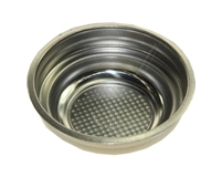 Gaggia-Saeco 1-Cup Filter Basket 60x20mm | 124653221 | 996530011363