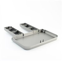 Brera Metallic Gray Drip Tray