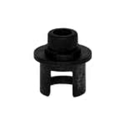 Gaggia-Saeco Steam Pipe Black Bushing | Brera | Intuita | Syntia | Xsmall