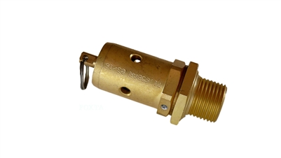 bezzera safety valve