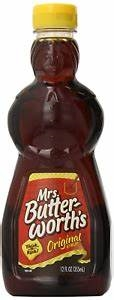 Mrs. Butterworth's Original Syrup (12 fl oz)