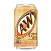 Can - A & W Sparkling Vanilla Cream [24]