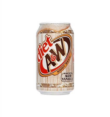 A & W Diet Root Beer