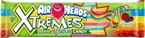 Air Heads Extreme Sour Belts Rainbow