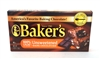 Bakers Unsweetened Baking Chocolate Squares