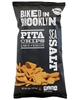 BAKED IN BROOKLYN - Sea Salt Pita Chips 226.8g (large) [12]