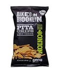 BAKED IN BROOKLYN - Sour Cream & Onion Pita Chips 226.8g
