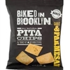 BAKED IN BROOKLYN  - Parmasen Garlic pita chips (small)