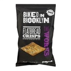 BAKED IN BROOKLYN - The Works Flat Bread 170g (large) [12]