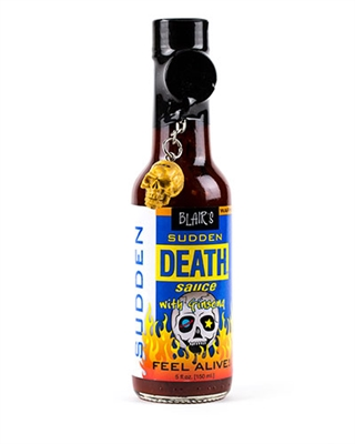 Blair's Sudden DEATH Sauce with Ginseng