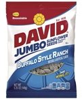 David's Sunflower Seeds Buffalo Ranch
