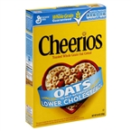 Cereal Box General Mills Cheerios Cereal