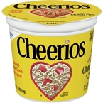 Cereal Cup General Mills Cheerios Cereal