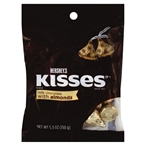 Hersheys Chocolate Kisses with Almonds 150g