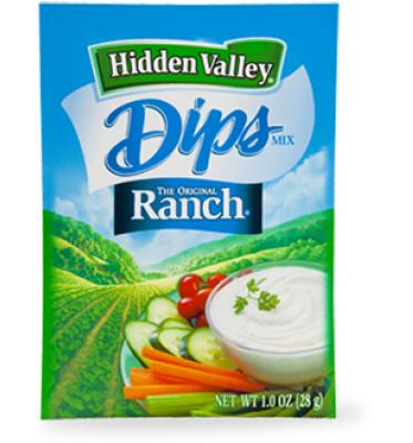 Hidden Valley Ranch Dips MIX (Sachet) [24]