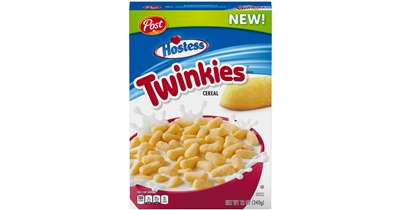 Cereal Box - Hostess Twinkies Cereal