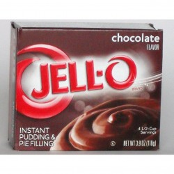Jell-O Instant Chocolate Pudding and Pie Filling