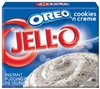 Jell-O Cookies 'n Creme Instant Pudding & Pie Filling [24]