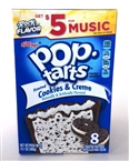 Kelloggs Pop-Tarts Cookies & Cream