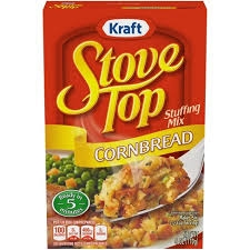 Kraft Stove Top Stuffing Mix (Cornbread)