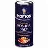 Morton Coarse Kosher Salt Canister