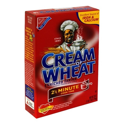 Nabisco Cream of Wheat Quick (2 1/2 minute cook) [12]
