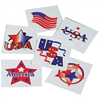 American Patriotic Tattoos