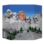 Mount Rushmore Photo Prop
