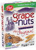 Cereal Box - POST Grape-Nuts [12]