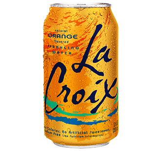 LaCroix Sparkling Water - Orange [24]