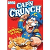 Cereal Box Quaker Cap N Crunch