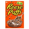 Reeses Peanut Butter Puffs Cereal