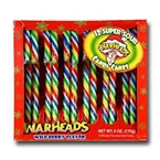 Warheads Super Sour Candy Canes