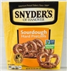 Snyders Hard Sourdough Pretzels [12]