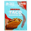 Taco Bell Original Taco Seasoning Mix (Sachet)